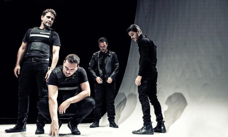 """""""Quattro uomini chiusi in una stanza"""" al Piccolo Teatro della Città di Catania"""