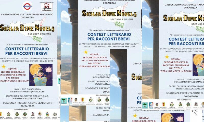 """""""Sicilia Dime Novels"""" e """"C'era una volta in Sicilia…"""", al via il concorso letterario a cura di """"Mascalucia Doc"""""""