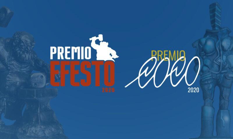 """Etna Comics: i vincitori dei Premi """"Coco"""" ed """"Efesto"""" 2020"""