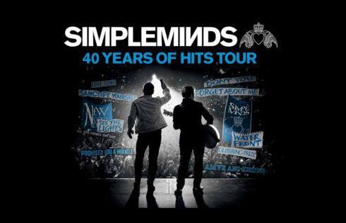 """Confermato su Taormina, il concerto evento dei Simple Minds """"40: The Best Of – 1979-2019"""""""