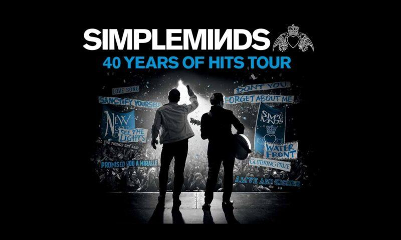 "Confermato su Taormina, il concerto evento dei Simple Minds ""40: The Best Of – 1979-2019"""