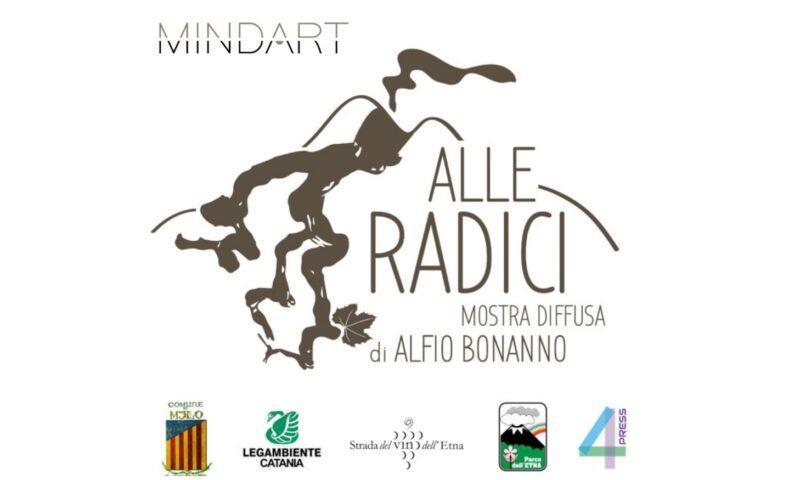 """Domani a Milo, in visita """"Alle Radici"""" di Alfio Bonanno, tra arte, natura e vini pregiati."""