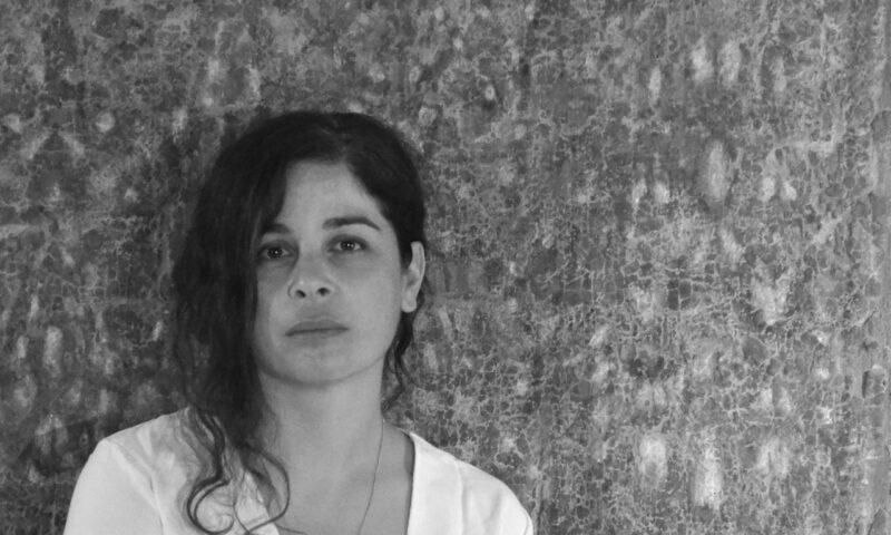 "Stefania Orrù ""Pigmenta"", alle Quam di Scicli."