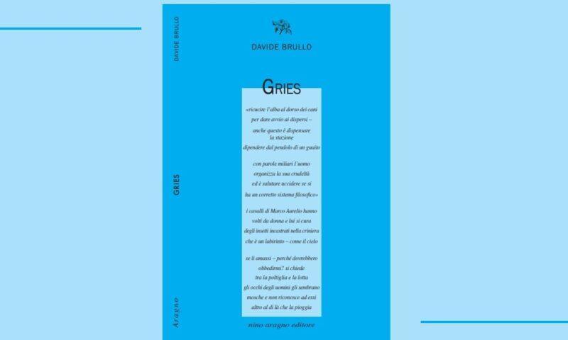 La ricerca del Figlio-poeta: 'Gries' di Davide Brullo