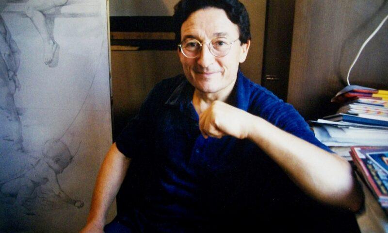 """""""L'arte per sfuggire all'omologazione di massa"""", parola di Edi Brancolini, vincitore del Premio Internazionale di Pittura """"Giuseppe Sciuti""""."""