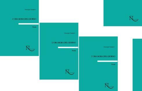 """Di Giuseppe Samperi """"L'ora mora del giorno"""", nella lettura di Antonio Di Silvestro."""