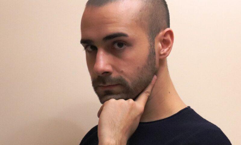 """Gerardo Masuccio, """"Fin qui visse un uomo"""", testimonianza in versi sull'ingiustizia di essere."""