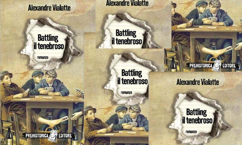 """Alexandre Vialatte, """"Battling il tenebroso"""". Traduzione di René Corona."""