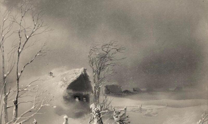 """""""Un Natale senza bambino"""" di Ottaviano Giannangeli"""