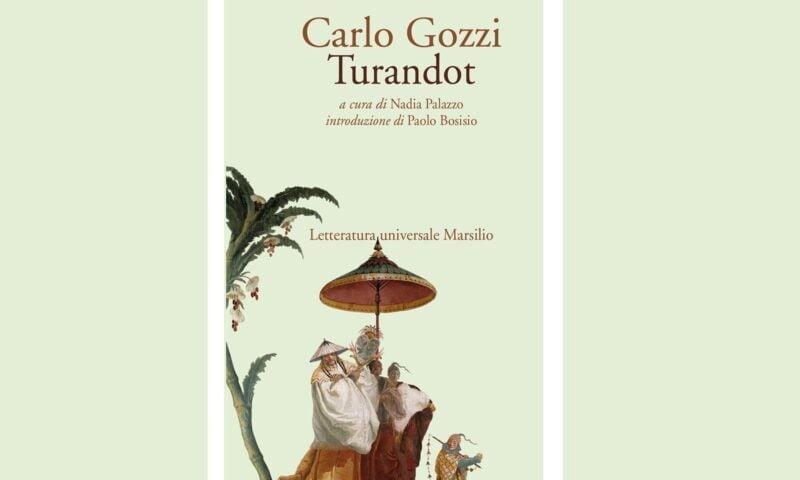 Carlo Gozzi, Turandot (Marsilio, 2020)