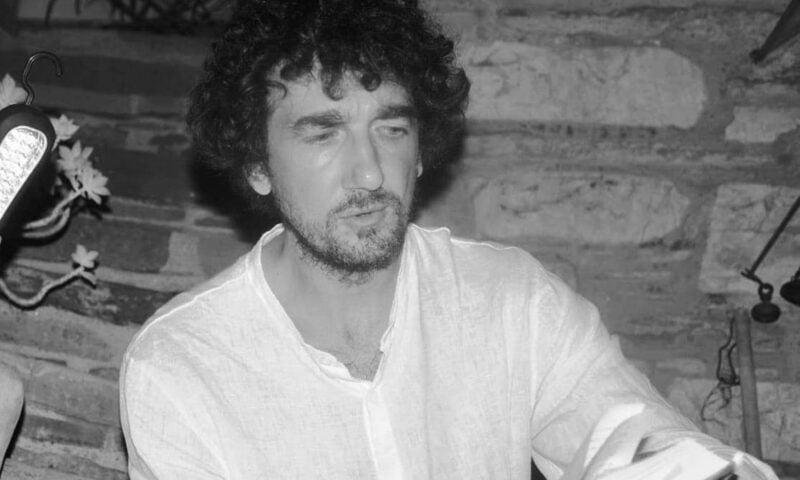 """Luigi Carotenuto, """"Krankenhaus"""" e l'eterna """"riabilitazione"""" della poesia."""