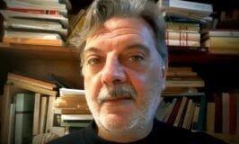 """Enzo Cannizzo. """"Fare poesia è fare memoria. Costruire argini dalle macerie""""."""