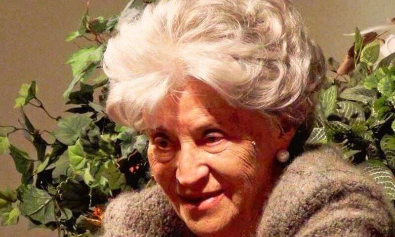 LA SIGNORA DELL'ISOLA (Ritratto di Noemi Paolini Giachery)